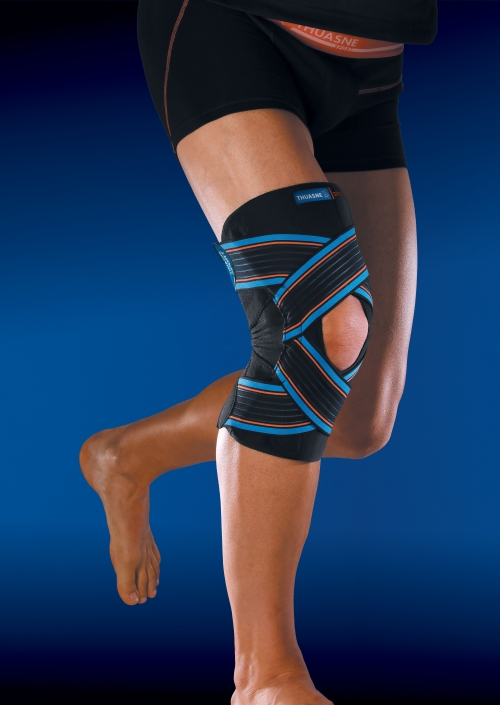 THUASNE Sport Genouillère strapping ouvert